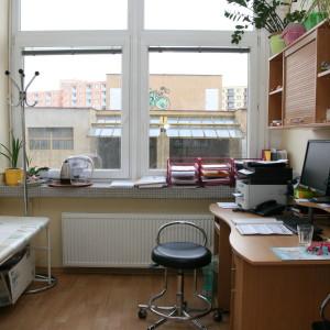 Pracoviště zdravotní sestry